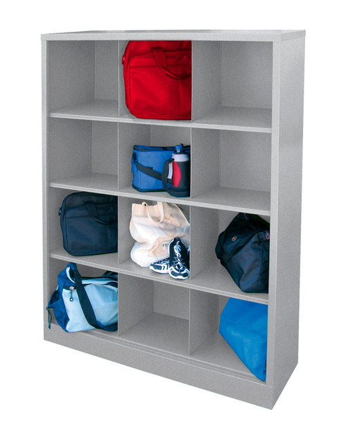 12 Section Cubby Storage