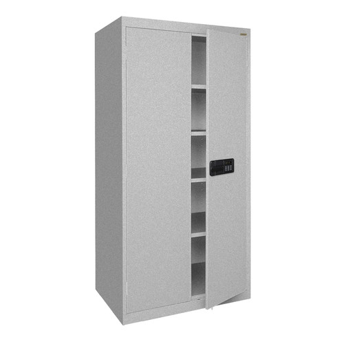 Storage Cabinet w/electronic handle