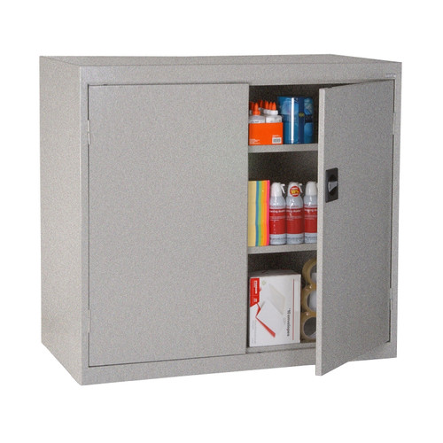 Counter Height Cabinet w/recessed lock