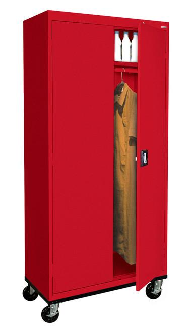 Transport Mobile Wardrobe Cabinet