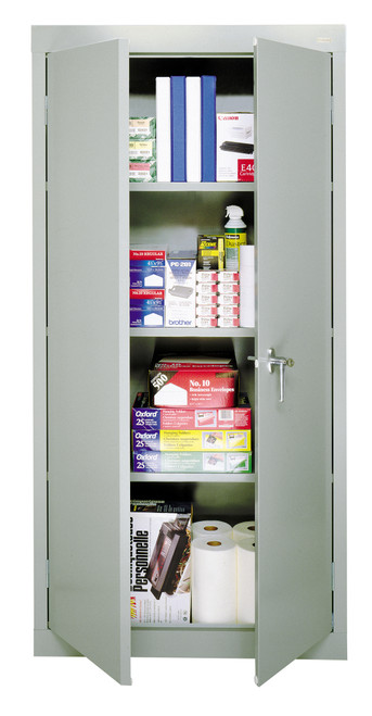 Storage Cabinet w/fixed shelves