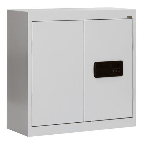 Wall Cabinet w/keyless electronic lock