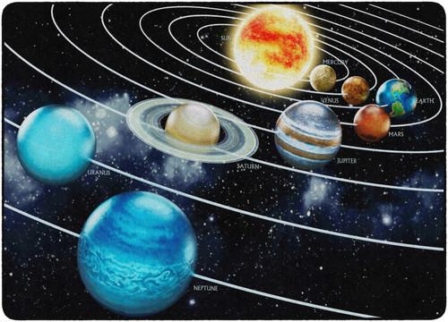 TRAVELING THE SOLAR SYSTEM
