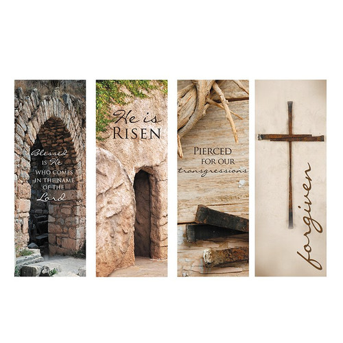 Lenten Banner Set Of 4
