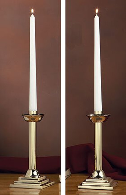 Set Of 2 Altar Candle Holders
