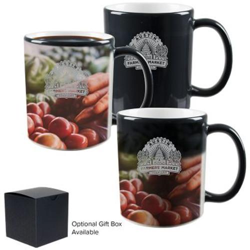 11 Oz Mystique? Full Color Stoneware Mug
