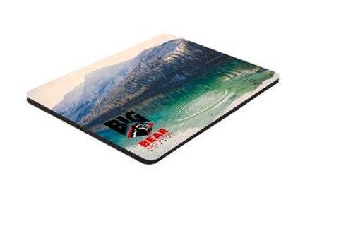 """6"""" X 8"""" X 1/16"""" Full Color Soft Mouse Pad"""