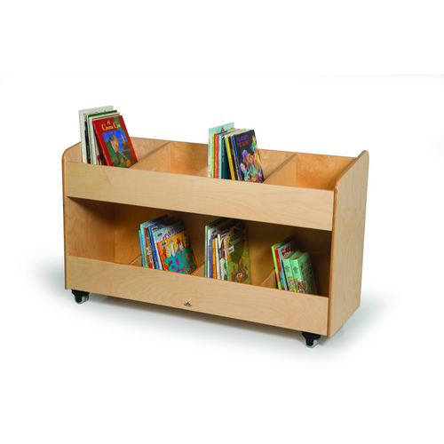 Eight Section Book Organizer