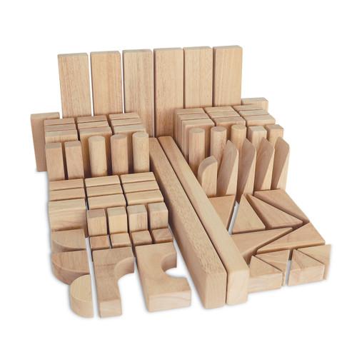 75 Pc Beginner Block Set