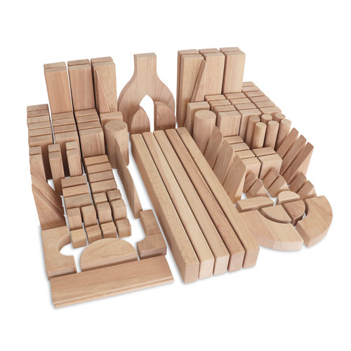 118 Pc Intermediate Block Set