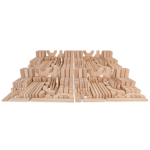 680 Pc Full Unit Block Set