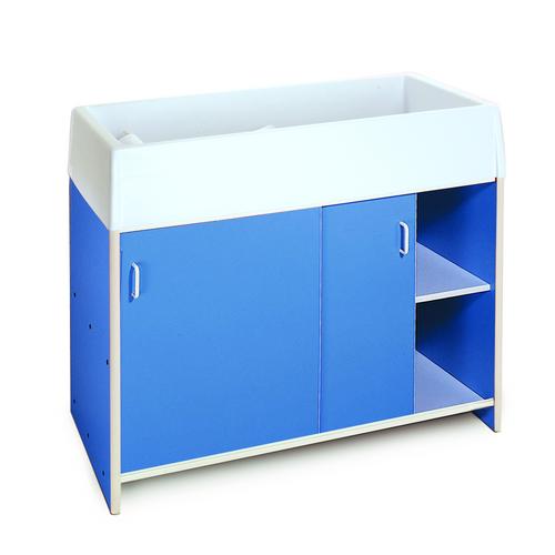 Ez Clean Infant Changing Cabinet