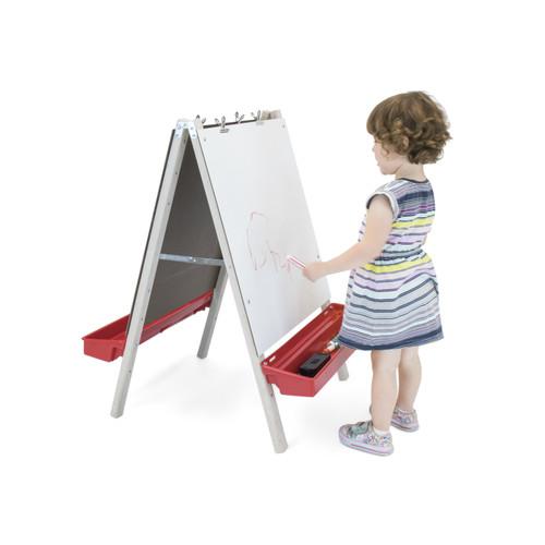 Toddler Adjustable Easel Marker Board