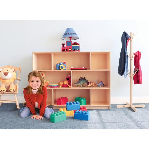 """Basic Single Storage Cabinet 36""""H"""