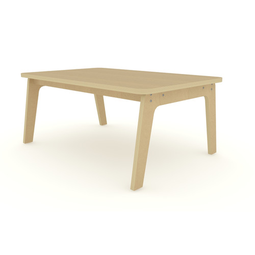 """Whitney Plus Rectangle Table - 18"""" High"""