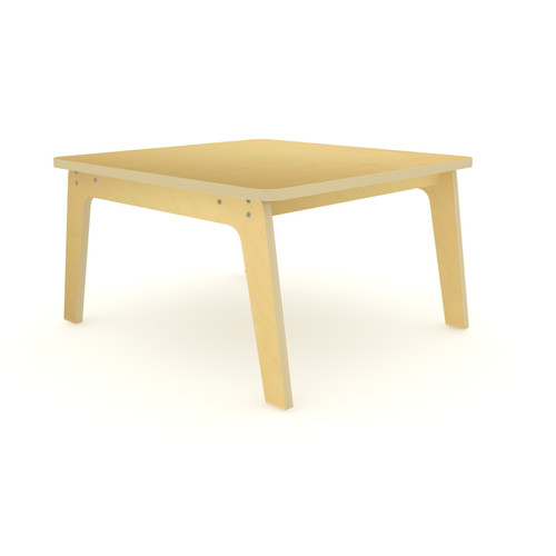 """Whitney Plu Square Table - 18"""" High"""
