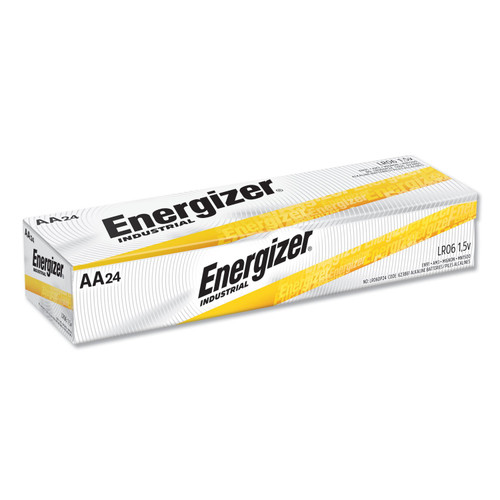 Energizer Industrial AA Alkaline Battery Case(144)