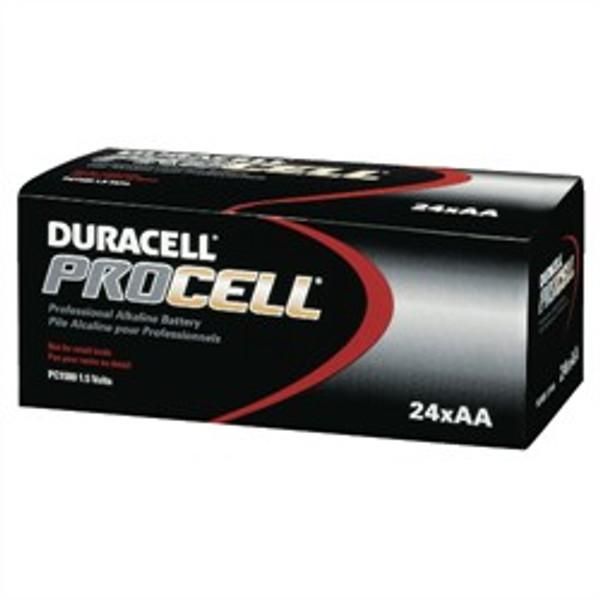 Duracell ProCell AA Size Alkaline Battery Case(144)