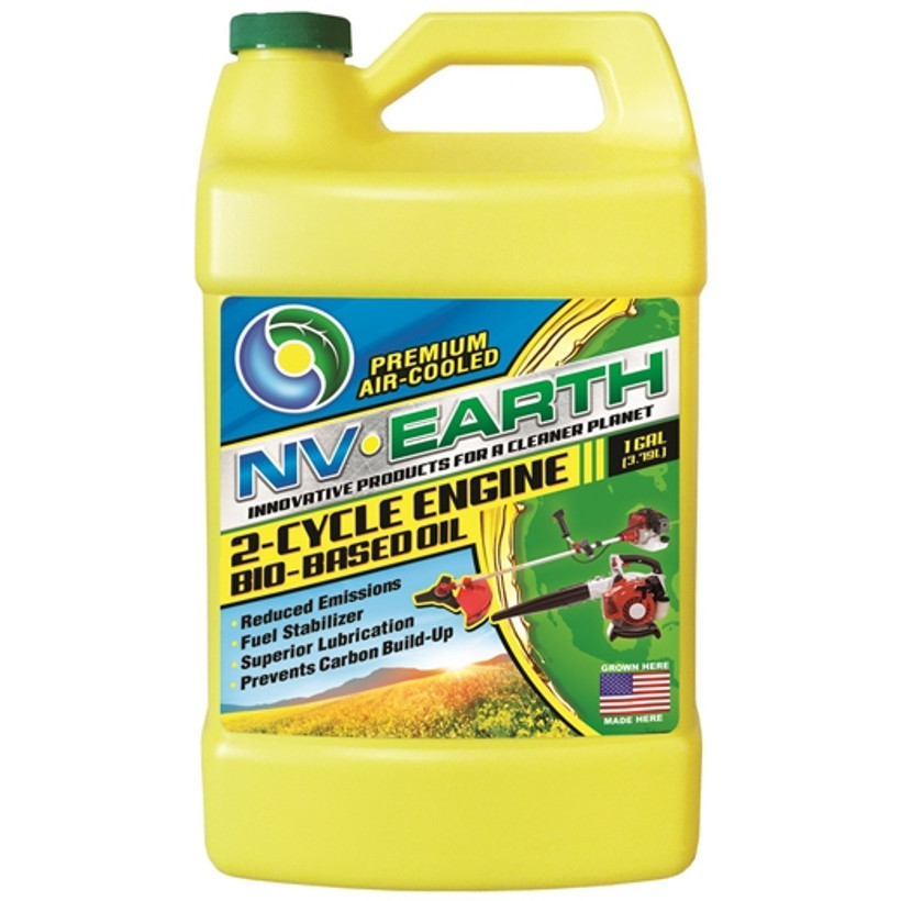 NV Earth Bio-Based 2-Cycle Oil