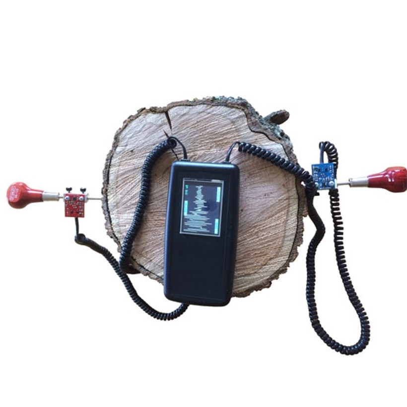 Tree Check Sonic Wave Tree Decay Detector