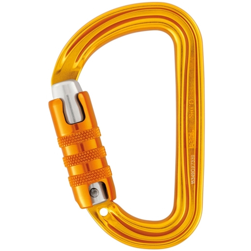 Petzl SM'D H-Frame Triact-Lock Carabiner