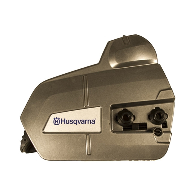 Husqvarna Clutch Cover Assembly with Brake and Adjuster - Fits: Husqvarna 560XP, XPG, 550XP