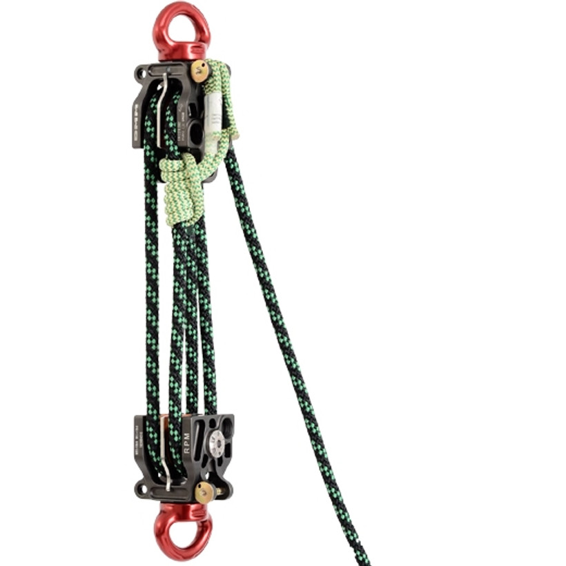 DMM RPM Swivel Shackle System