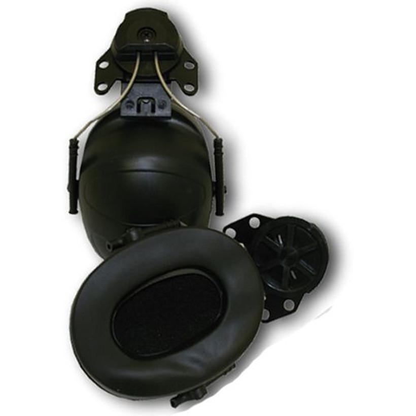 Professional Helmet Mounted Hearing Protectors