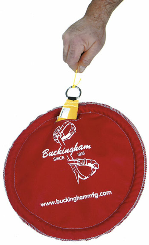 Buckingham Frisbee Divider