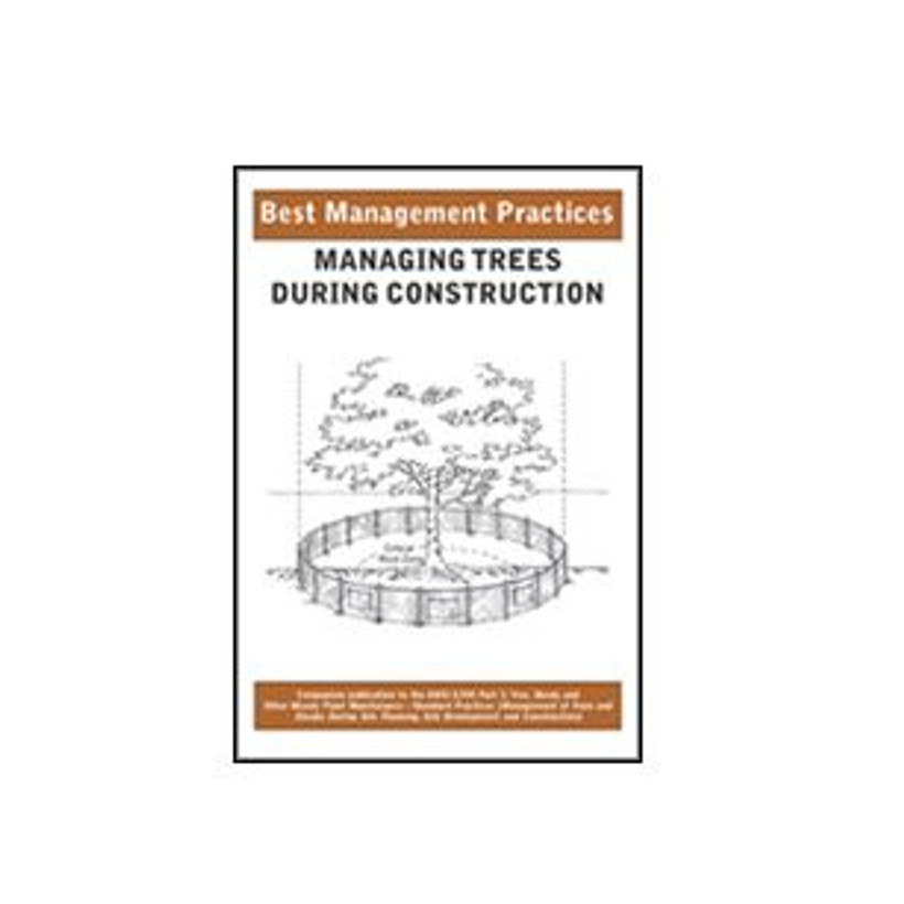 Best Management Practices - Trees During Construction