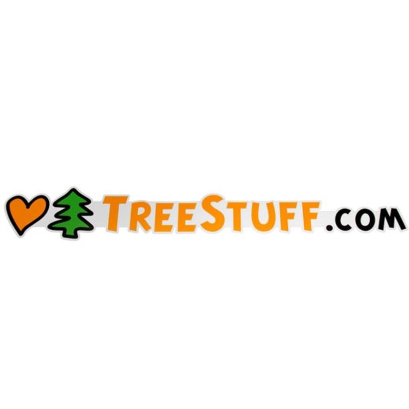 TreeStuff Jumbo Vinyl Sticker