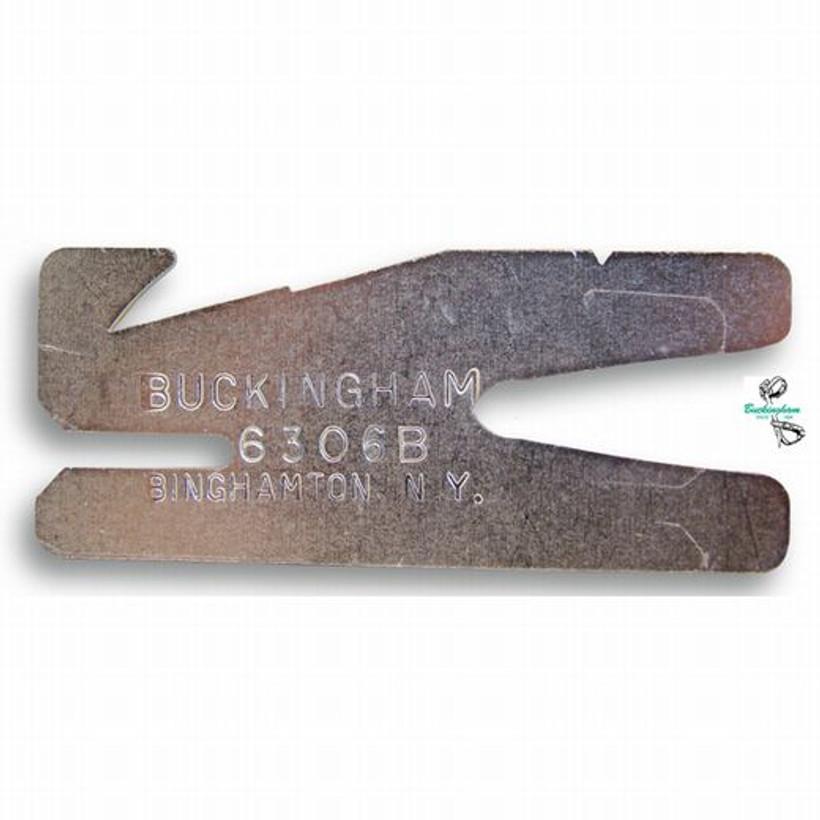 Buckingham Gaff Gauge