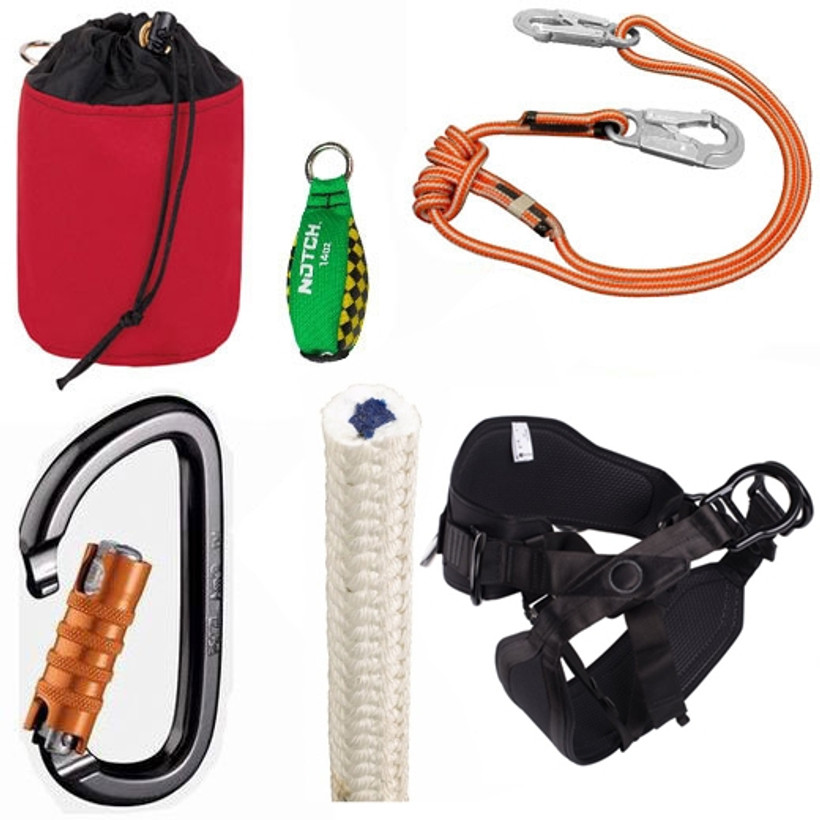 Basic Rope Climbing Kit