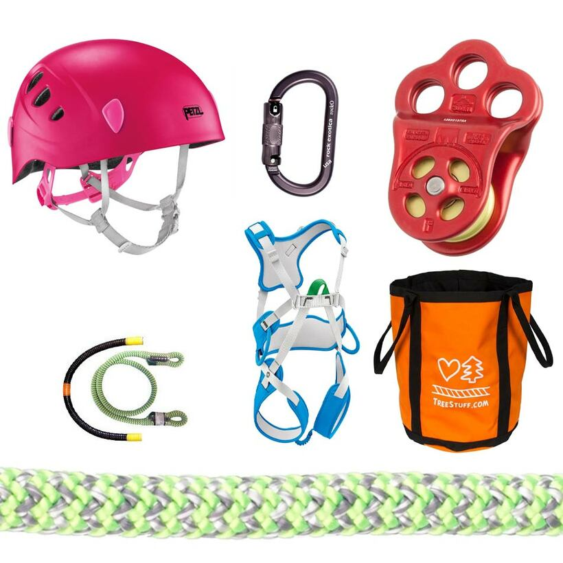 TreeStuff Kids Climbing Kit