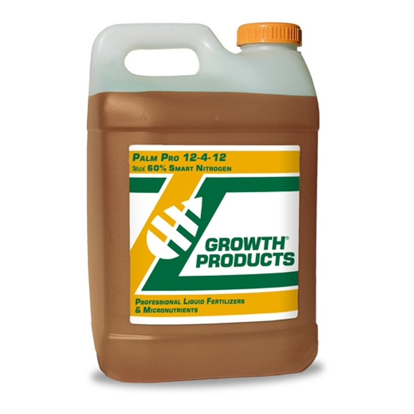 Growth Products Palm Pro 12-4-12 Liquid Fertilizer