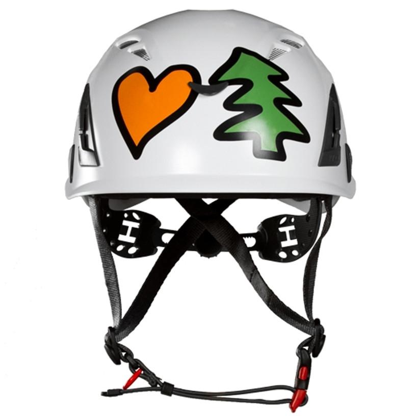Heart Tree Kask Super Plasma Helmet