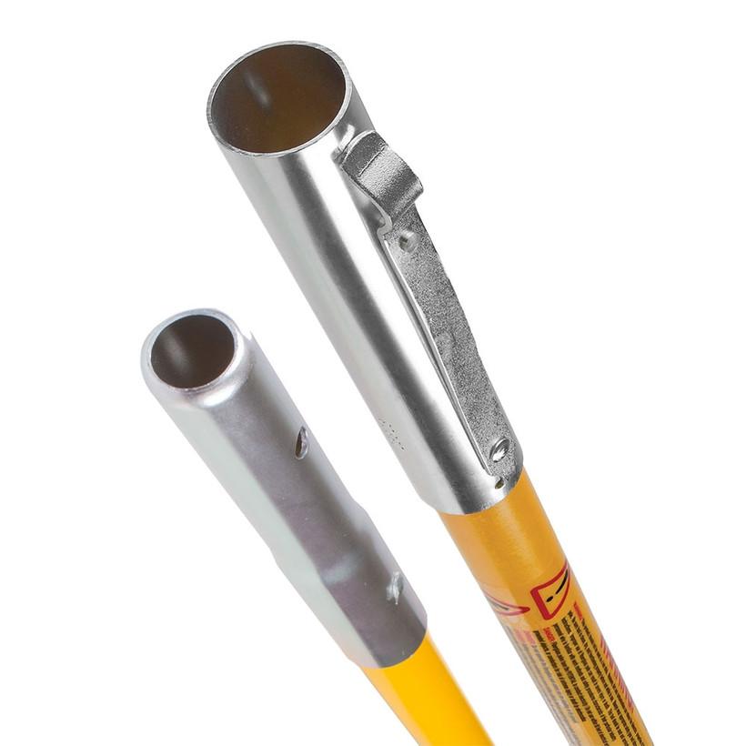 Notch 8' Fiberglass POLE Corefilled M/F Ferrules
