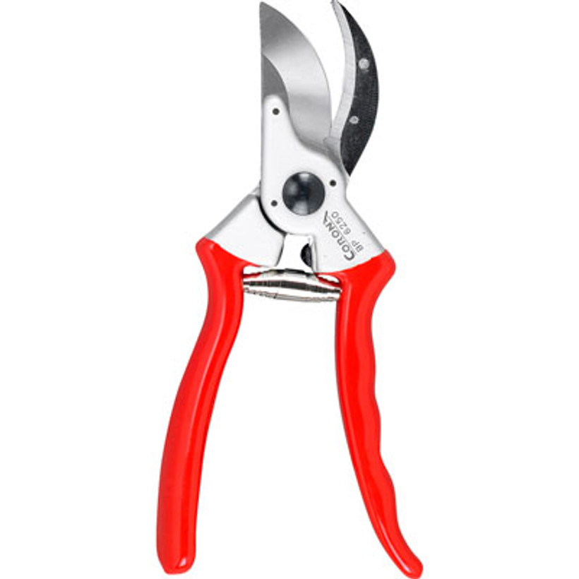 Corona Bypass Aluminum Hand Pruner Straight 1in Cut