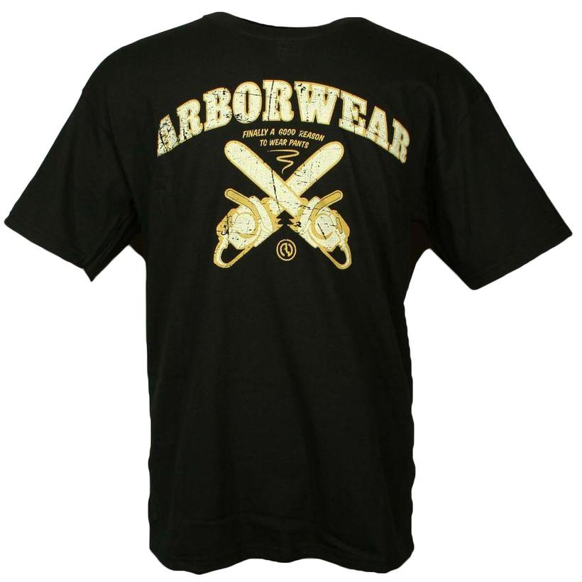 Arborwear Dueling Chainsaws T-Shirt