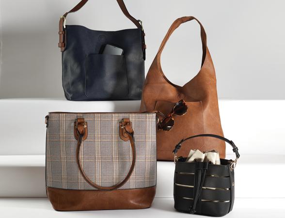 Charleston Bags