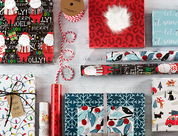 Gift Wrap and Accessories