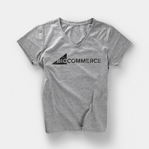 grey BigCommerce shirt