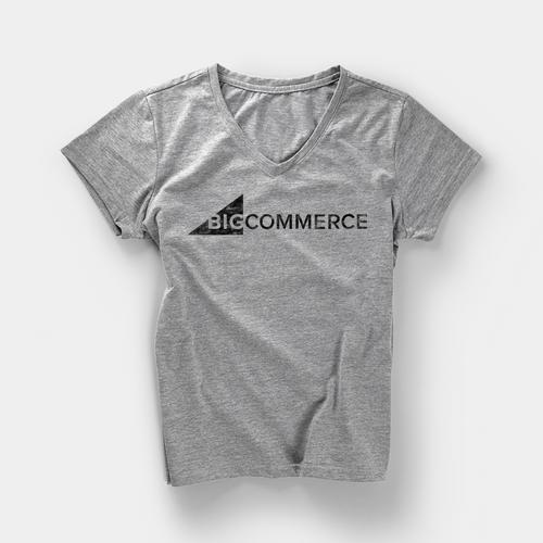 grey BigCommerce shirt
