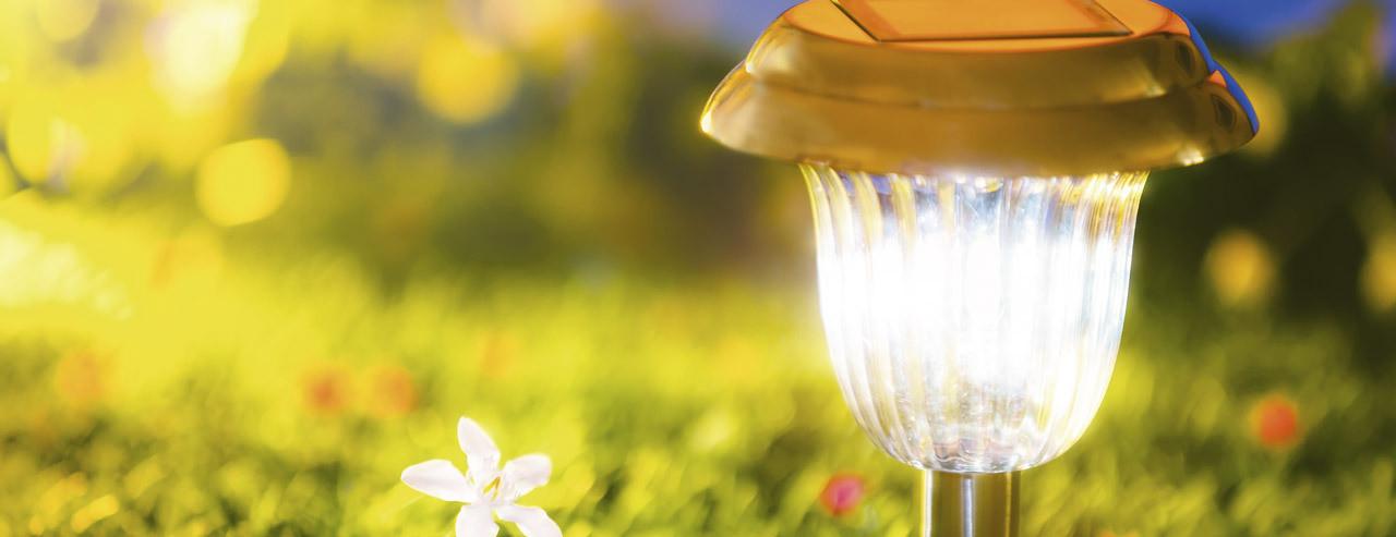 LED Solar Decorative Lights