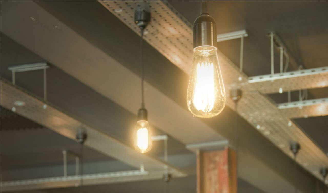 ST64 LED Light Bulbs