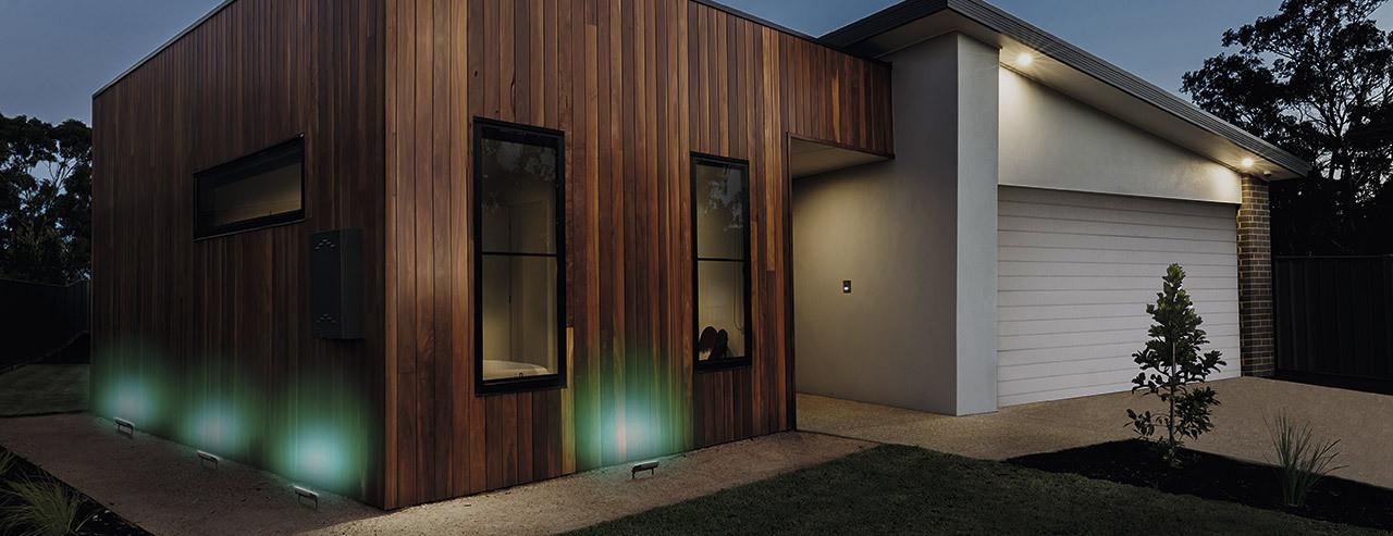 Outdoor LED Smart WIFI Lights
