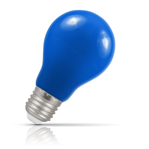 Crompton Lamps LED GLS 1.5W E27 IP65 Blue Image 1