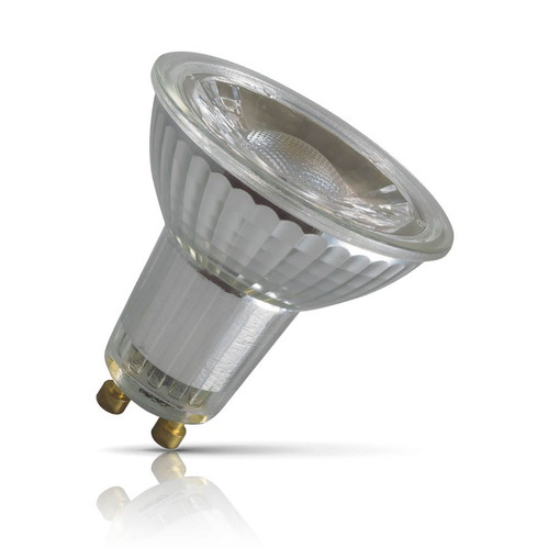 Crompton Lamps Dimmable LED GU10 Spotlight 6W Cool White 40° (50W Eqv) Image 1