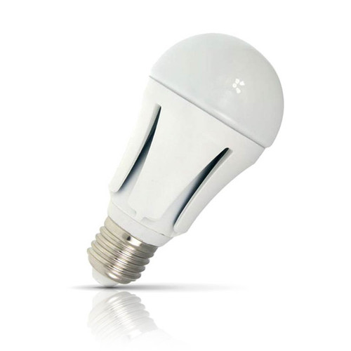 Crompton Lamps Dimmable LED GLS 8W E27 Daylight Opal Image 1