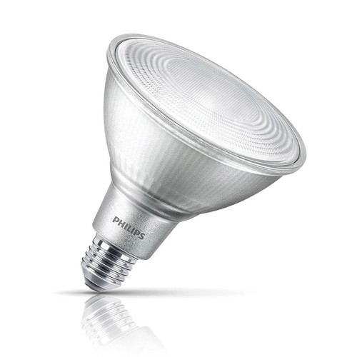 Philips Dimmable LED IP65 PAR38 Reflector 13W E27 LEDspot PAR38 Warm White 25° Image 1